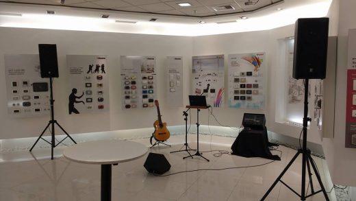 showroom da Legrand